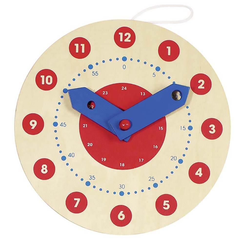 Образователен Часовник GOKI – Научи Времето