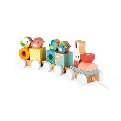 Бебешки Играчки за Дърпане