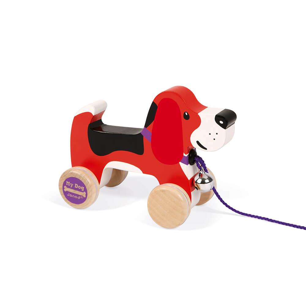 Бигъл JANOD – Моето Куче за Дърпане