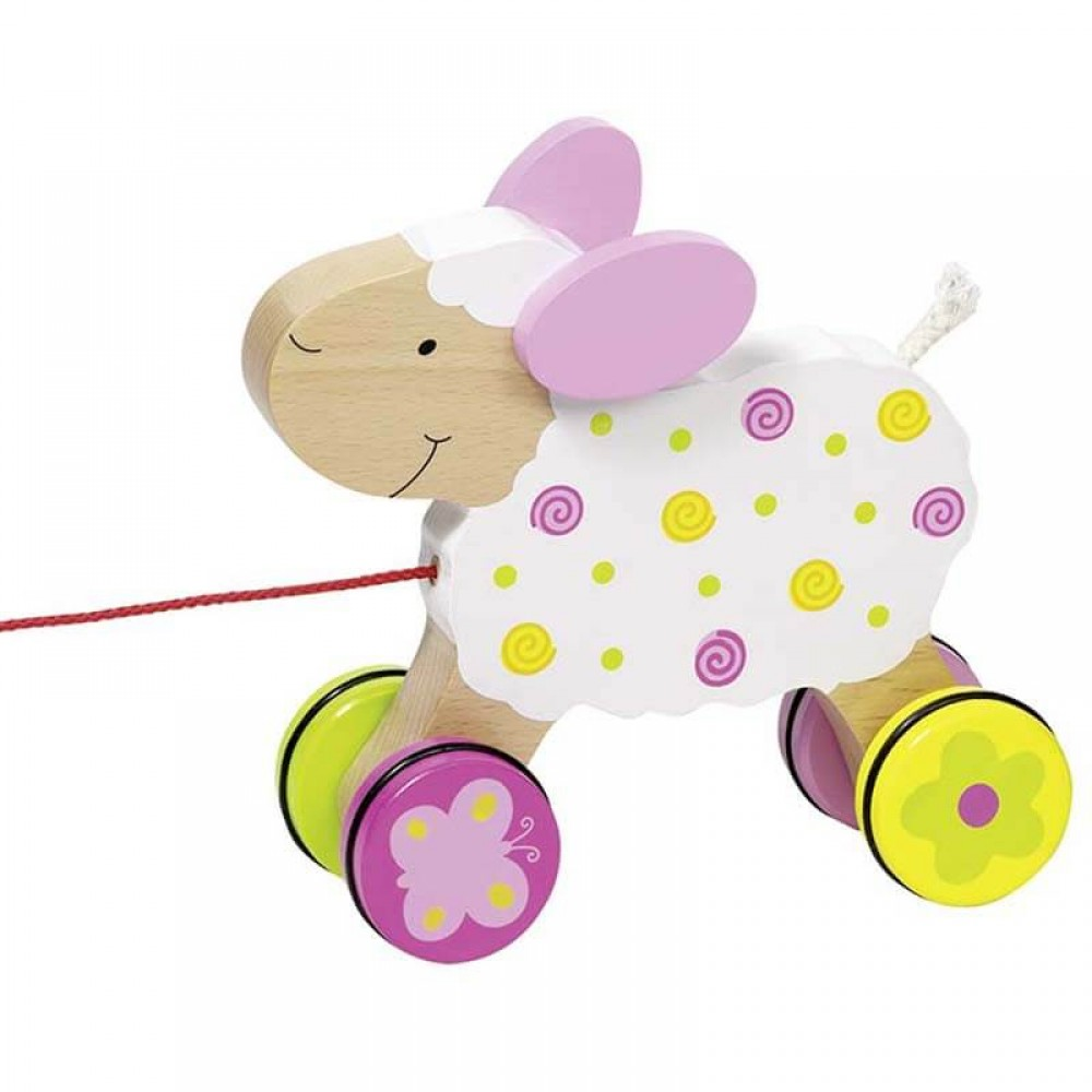 Овцата Сузи за Дърпане GOKI