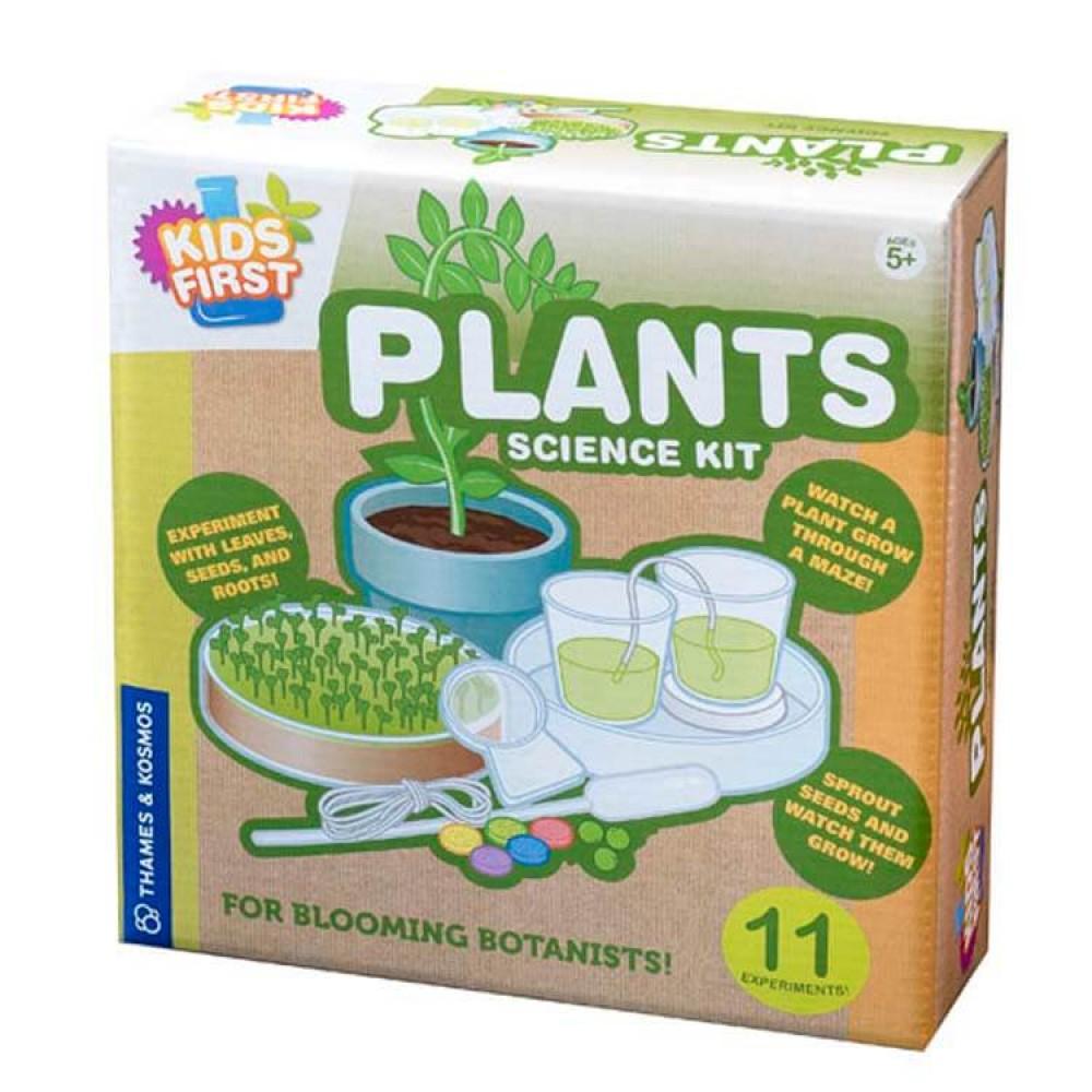 Растенията – Научен Комплект с 11 Експеримента