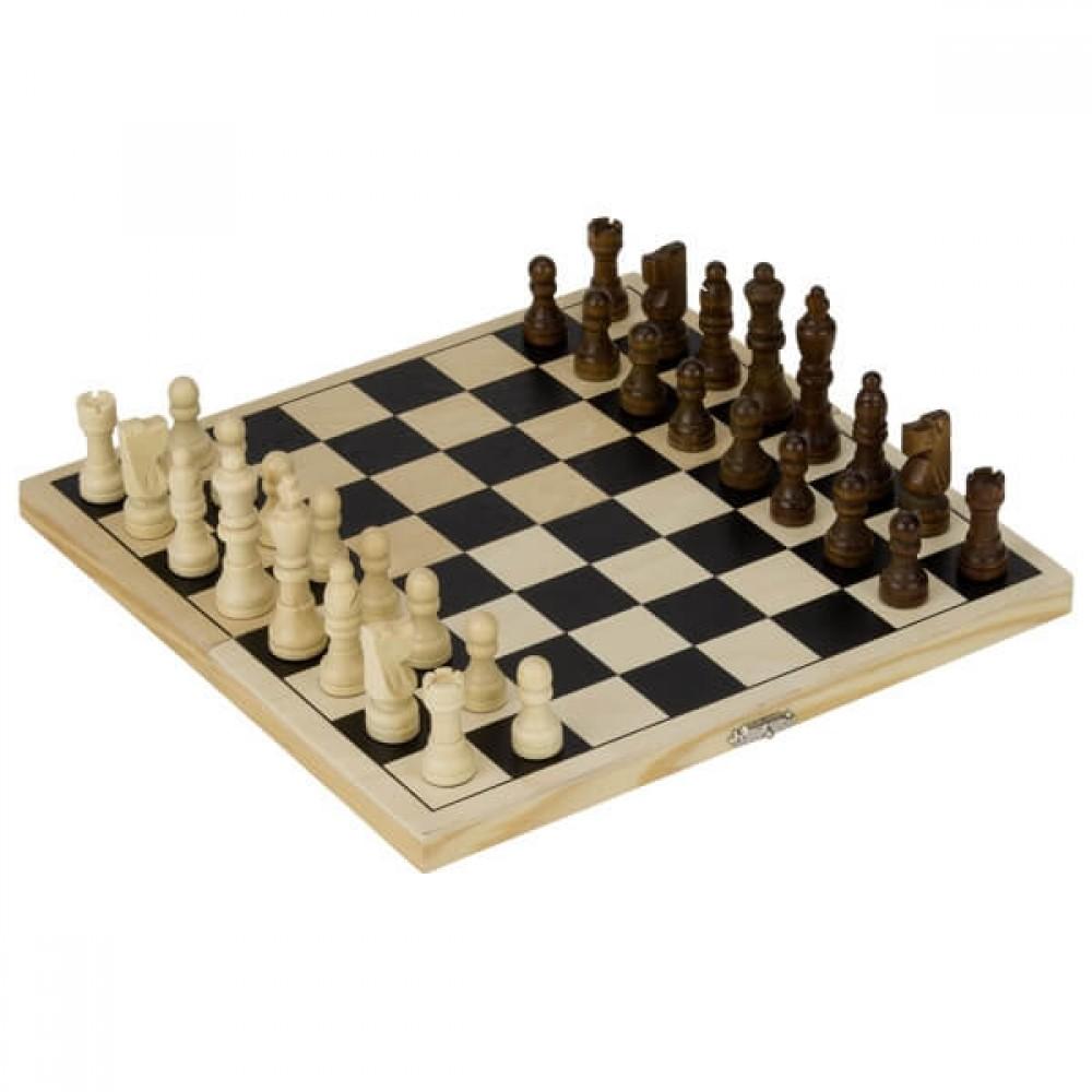 Дървен Шах - Стратегическа Игра