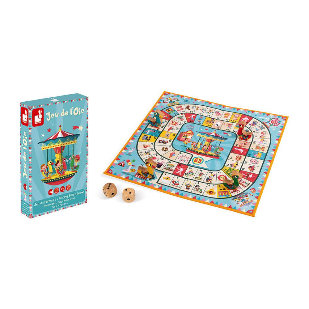 Детска Бордова Игра – Гъската и Панаира