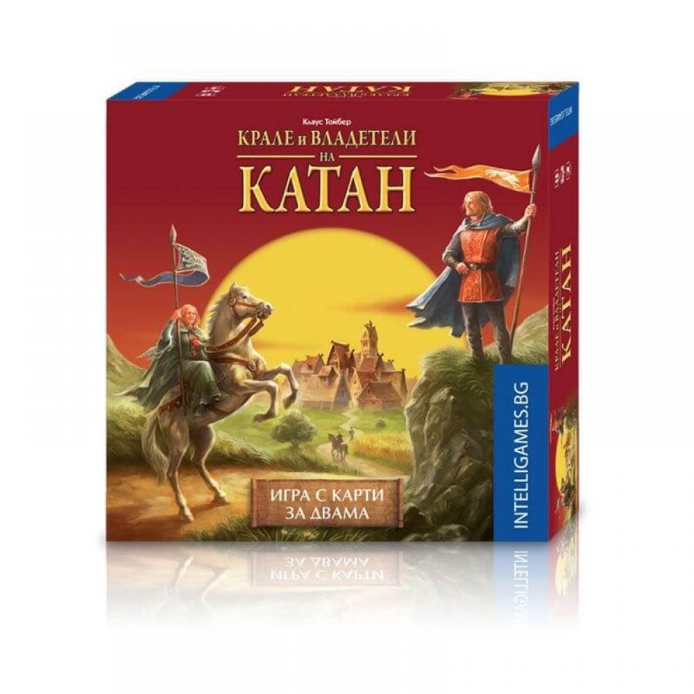 Крале и Владетели на Катан – Стратегическа Игра за Двама