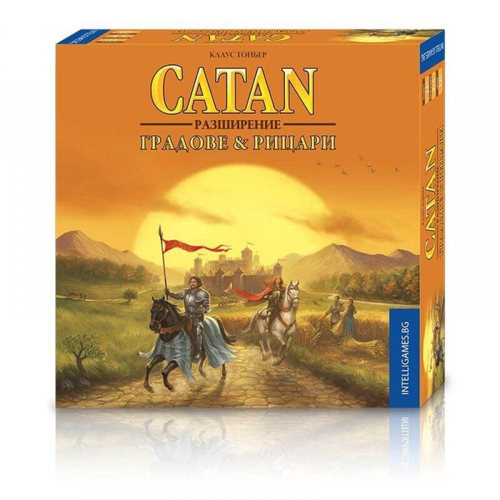 Заселниците на Катан Градове и Рицари – Разширение