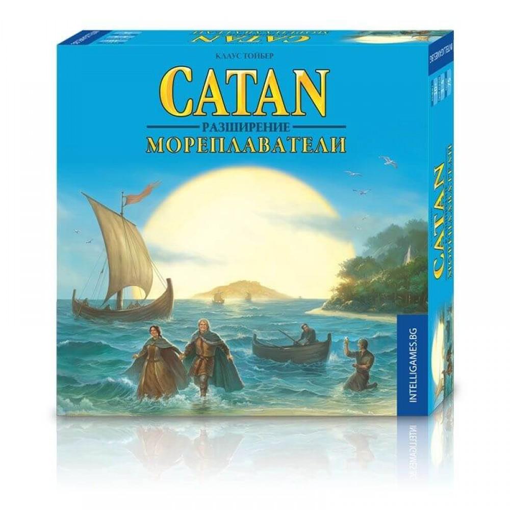 Заселниците на Катан Мореплаватели – Разширение