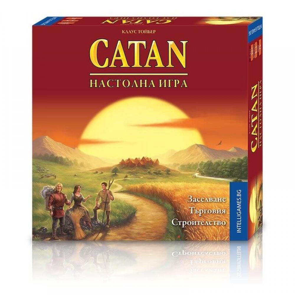 Заселниците на Катан – Стратегическа Игра