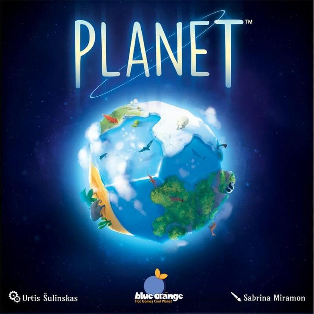 Планета – Семейна Настолна Игра
