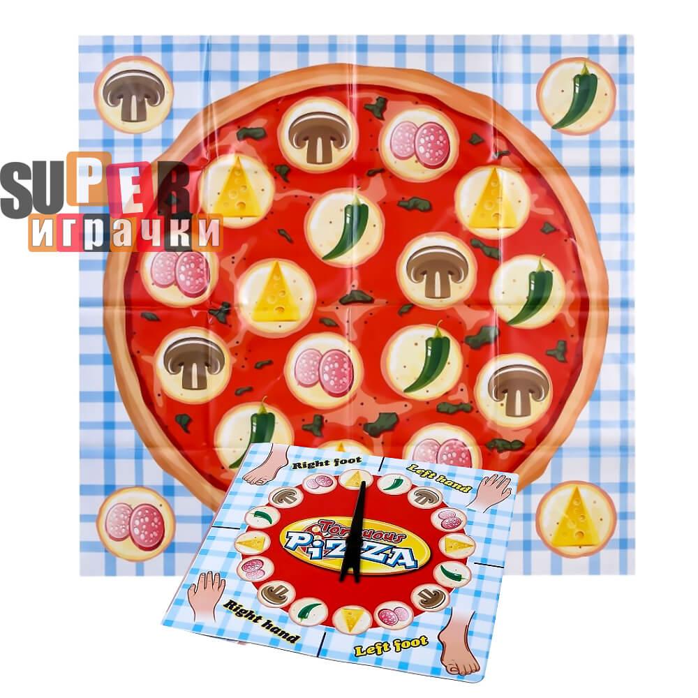 Пица Парти Twister – Игра за Пластичност