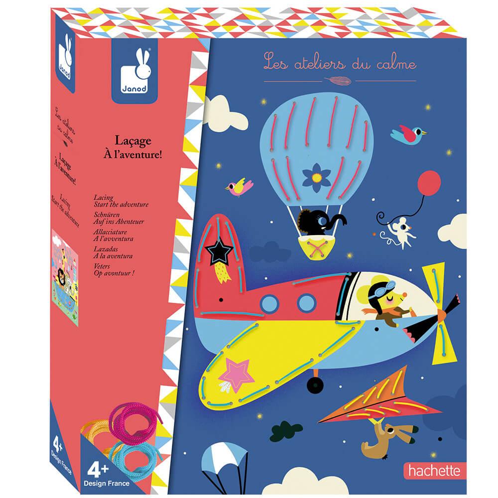 Комплект с Карти за Шиене – Приключение