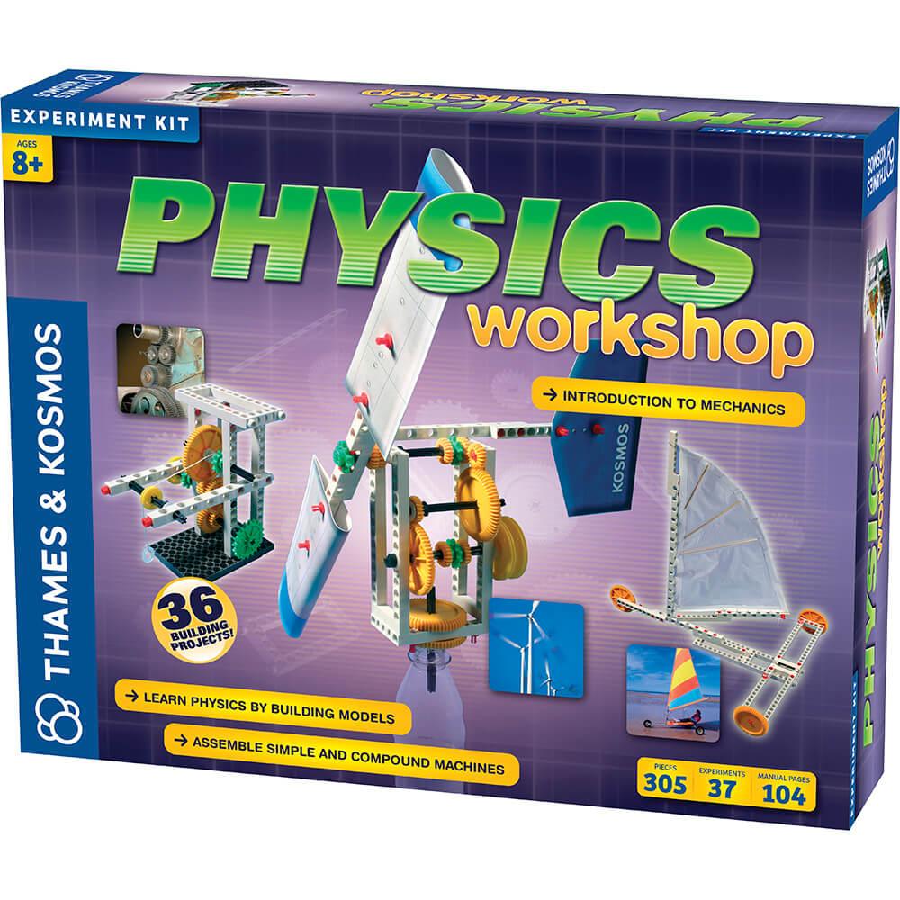 Физика – Научна Работилница от 305 части
