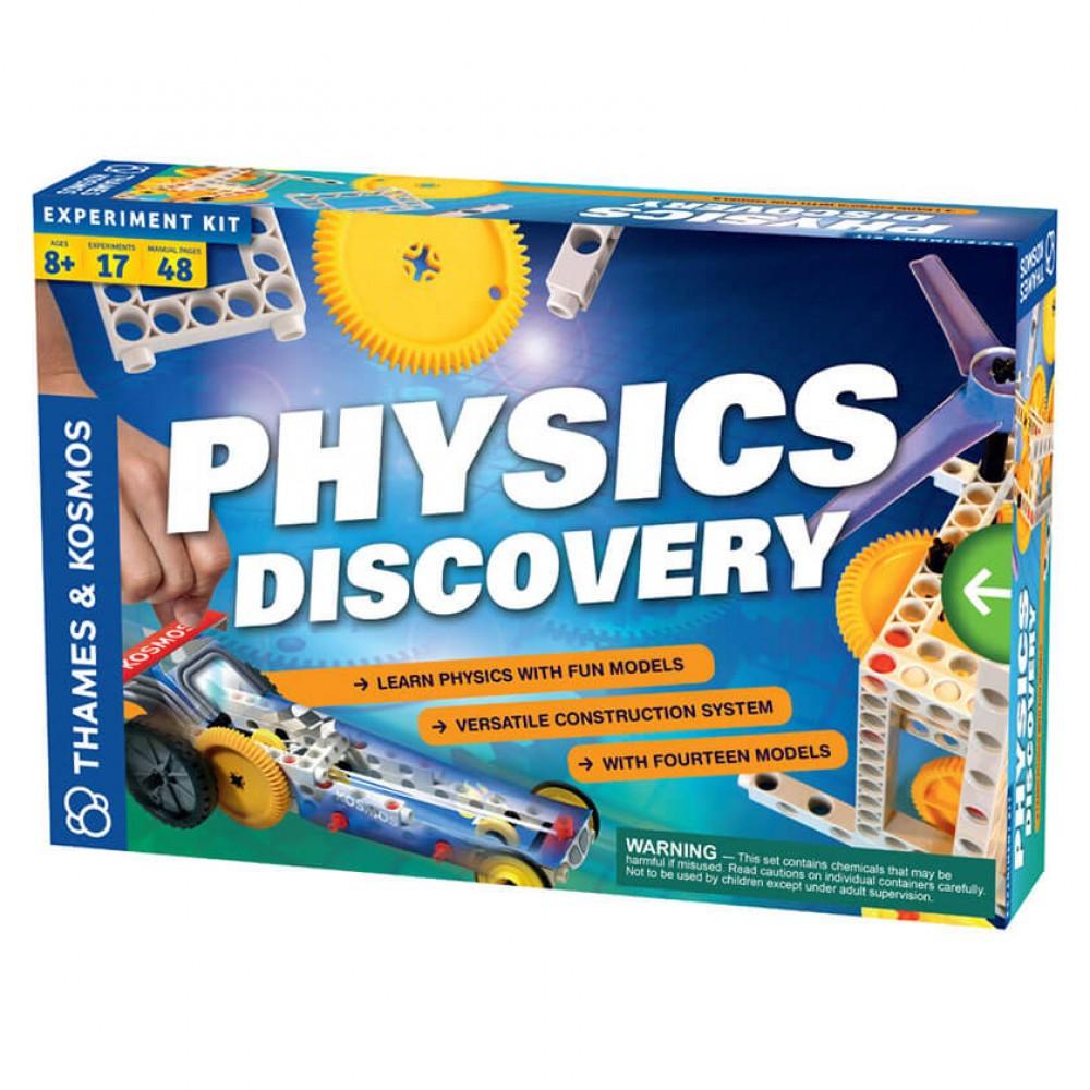 Физика – Забавлявай се със 17 Научни Експеримента