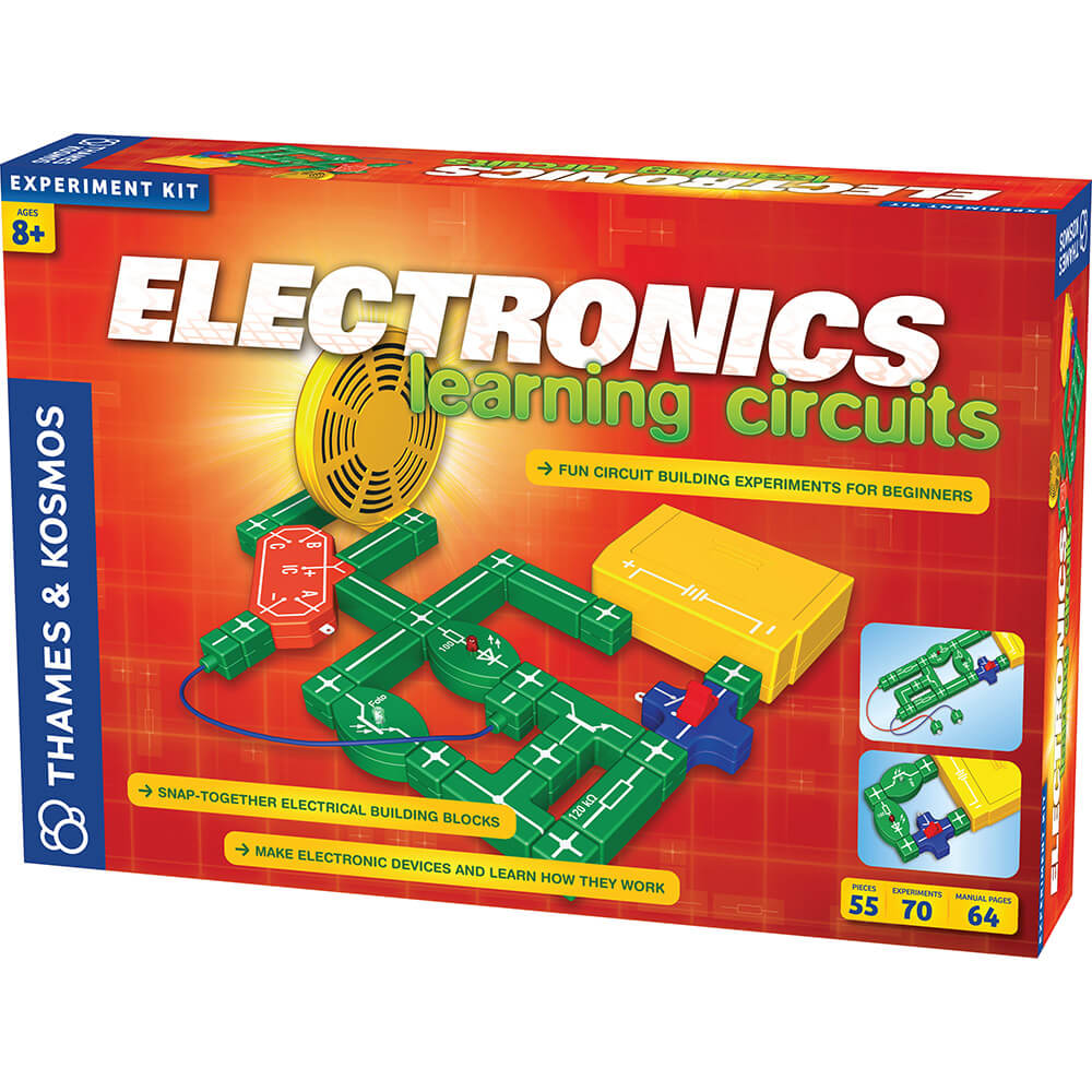 Научен Комплект Електроника – 70 Експеримента