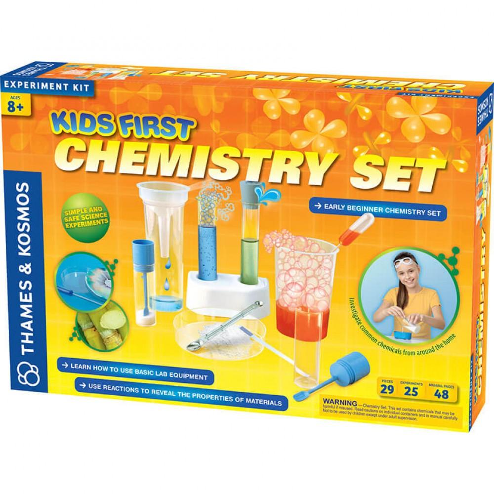 Химичен Комплект – Експериментирай с Основите на Химията