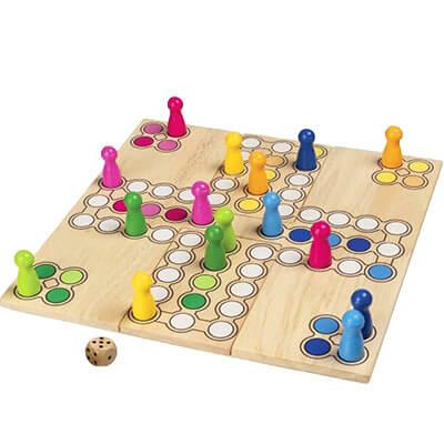 Дървени Игри
