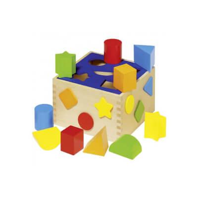Бебешки Дървени Играчки