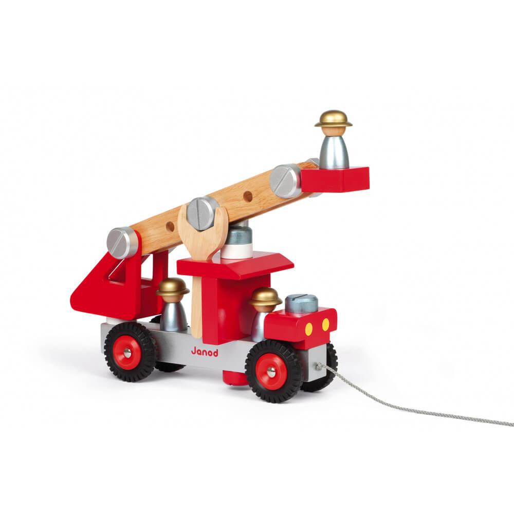 Камион Пожарна за Дърпане JANOD