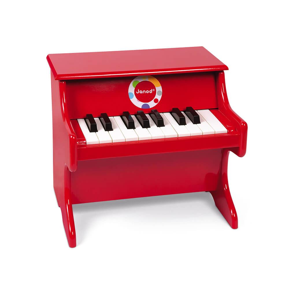 Моето Червено Пиано – JANOD Confetti