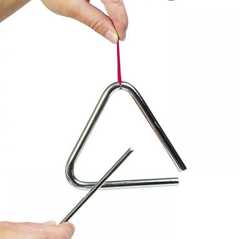Музикален Инструмент Триъгълник GOKI 10 см