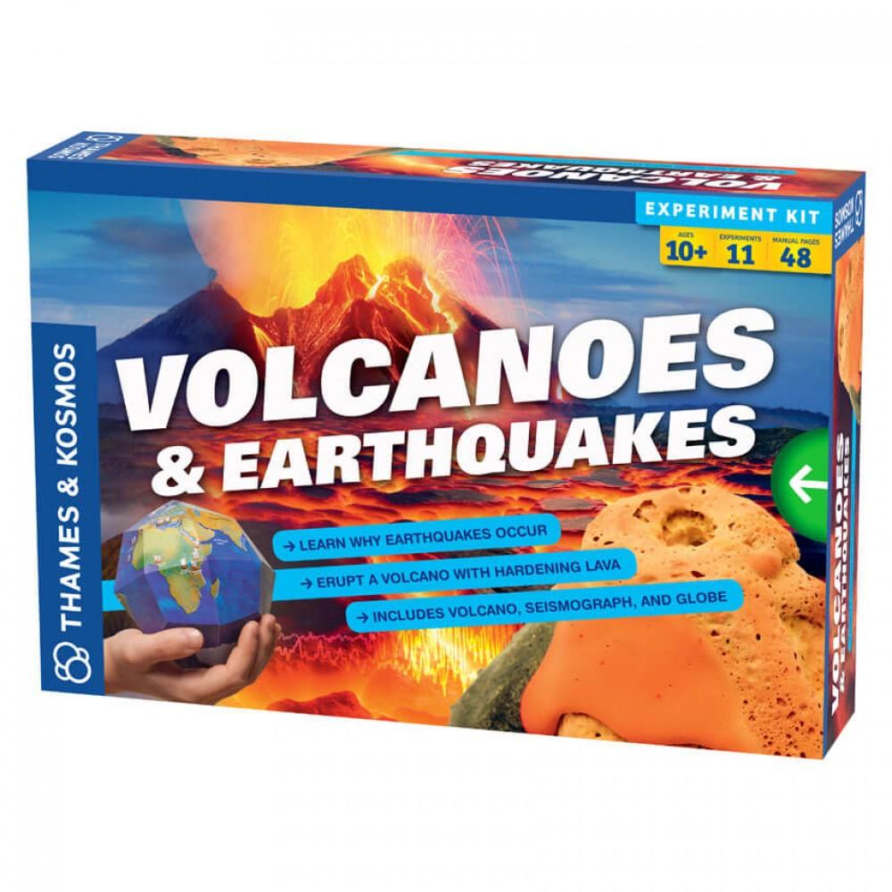 Вулкани и Земетресения – 11 Вълнуващи Експеримента
