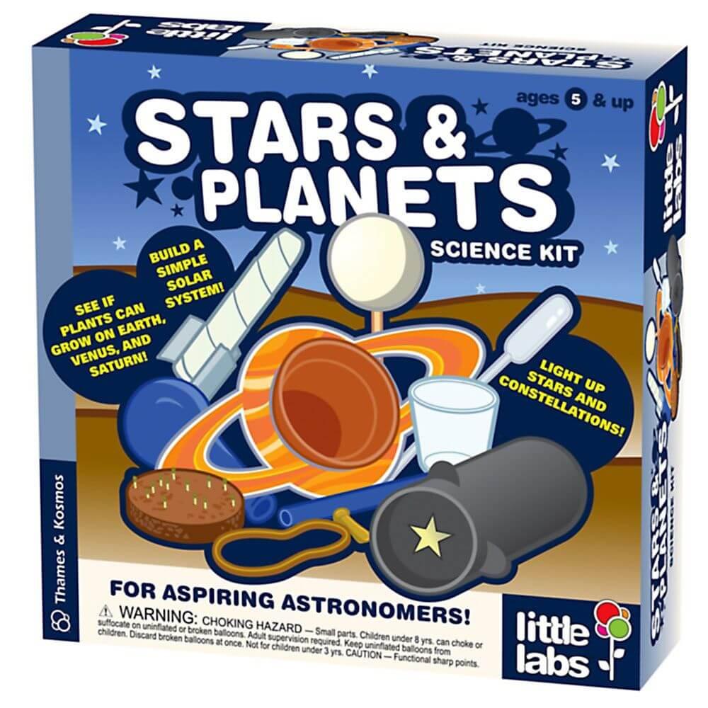 Звезди и Планети - Космически Експерименти